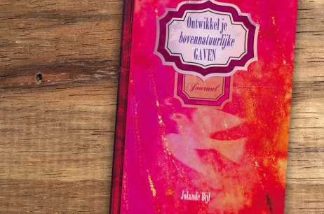 Journal: Ontwikkel je bovennatuurlijke gaven.